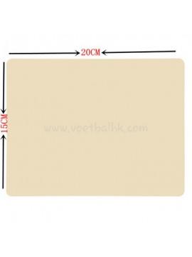 silikon Blank Øv hud 10PCS