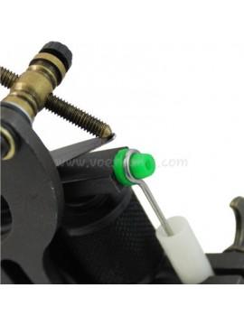 T-shaped Grønn Soft silikon Tatovering Pin Pute 100PCS