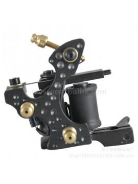 Tatoveringsmaskin N101 10 Layer Coil Jern Liner Drop