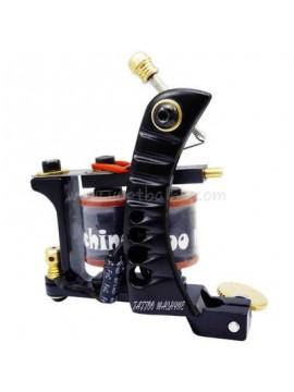 Tatoveringsmaskin N106 10 Layer Coil Jern Shader Stige