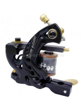 Tatoveringsmaskin N106 10 Layer Coil Jern Shader Wave