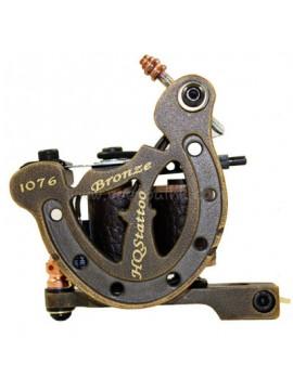 Tatoveringsmaskin N120 10 Layer Coil Bronse Shader 1076