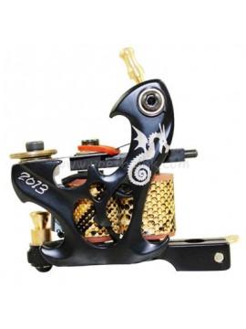 Tatoveringsmaskin N102 10 Layer Coil Jern Liner 2013