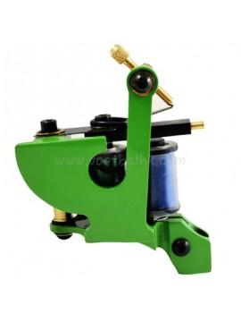 Tatoveringsmaskin N102 10 Layer Coil Jern Liner Grønn