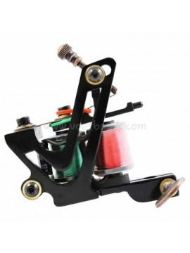 Tatoveringsmaskin N102 10 Layer Coil Jern Liner Hollow V