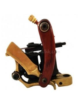 Tatoveringsmaskin N103 10 Layer Coil Bronse Liner Barberhøvel