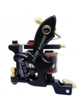 Tatoveringsmaskin N106 10 Layer Coil Jern Shader Blomst