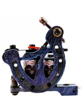 Tatoveringsmaskin N106 10 Layer Coil Jern Shader Galaxy